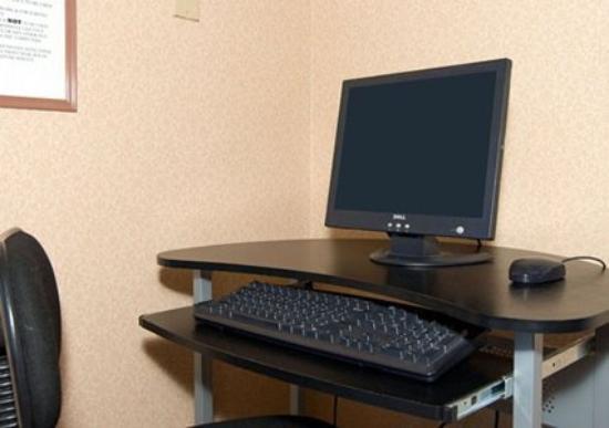 Quality Inn Bastrop: In-Room