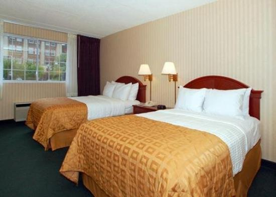 Clarion Hotel: Guest Room