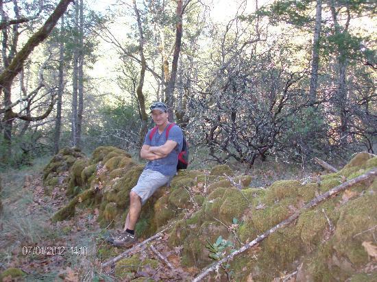 Bothe-Napa State Park: Me