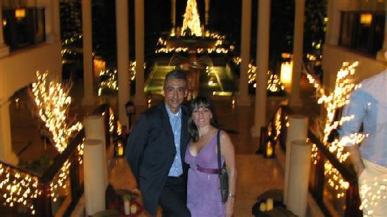 Paradisus Palma Real Golf & Spa Resort: Navidad !!!