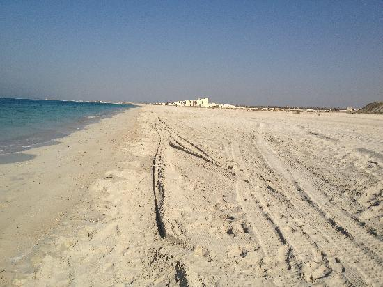 The St. Regis Saadiyat Island Resort: The 9 Miles Beach
