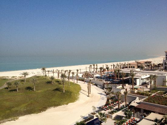 "The St. Regis Saadiyat Island Resort: ""Ocean view"""