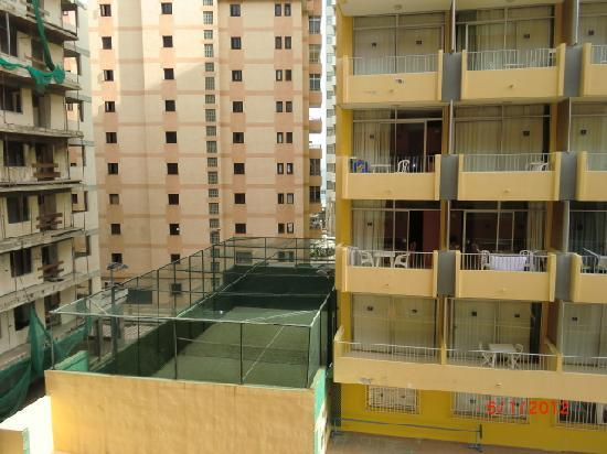 Apartamentos Alta: Utsikt