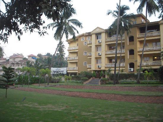 Sandalwood Hotel & Retreat: Sandlewood Gardens