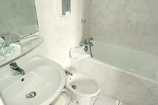 Hotel Angelic - Myriam : Salle de bain