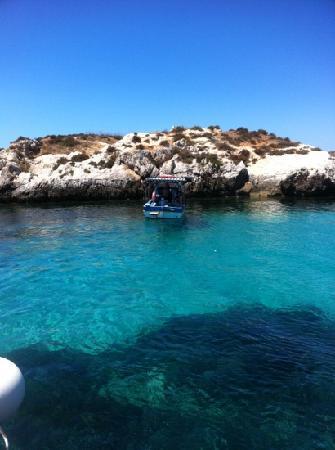 """Cave Bianche Hotel: Pranzo a bordo """"Il Preveto"""" da Snagaz 69"""
