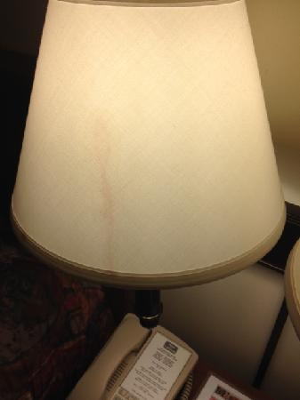 Inns of Virginia - Falls Church : BLOODY LAMP