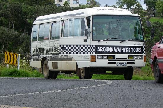 Around Waiheke Tours