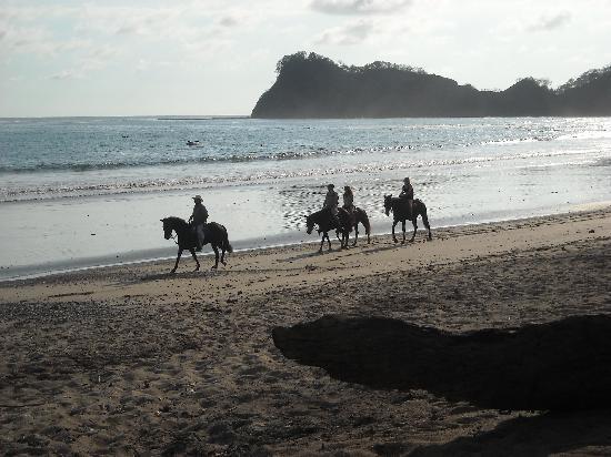 Nosara Playa Garza Hotel: playa garza beach