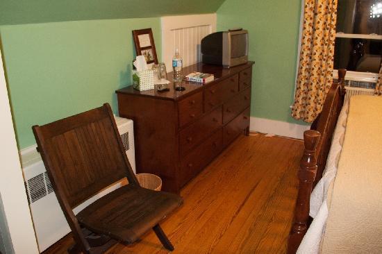 Acacia House Inn: Zimmer