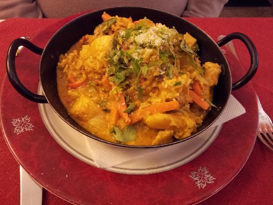 Saran Essbar: yummy fish dish