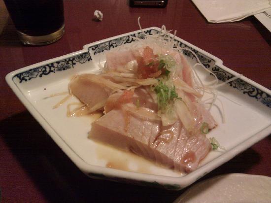 Sushi Go 55 : Albacore Sashimi