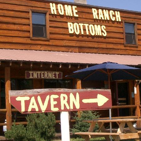 Home Ranch Bottoms: Coldest beer in the North Fork