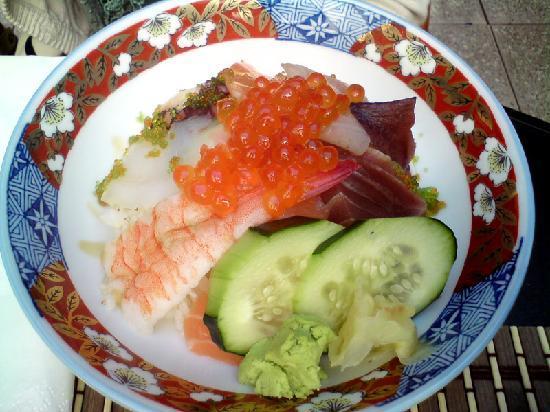 Yoji Japanese Restaurant: Chirashi