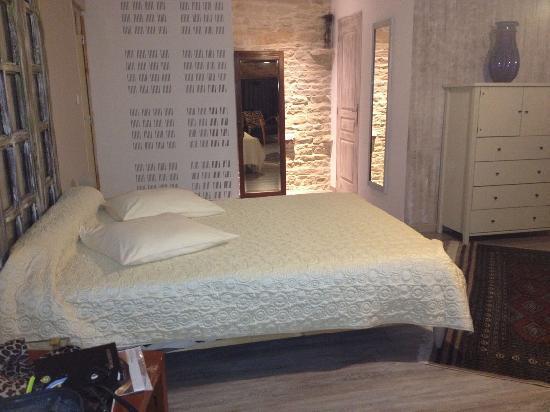 Le Domaine du Vernay : chambre Zen