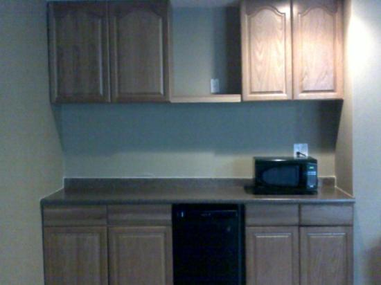 Capitol Plaza Hotel: Suite Kitchenette