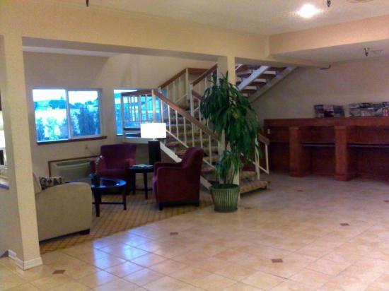 Capitol Plaza Hotel: Lobby