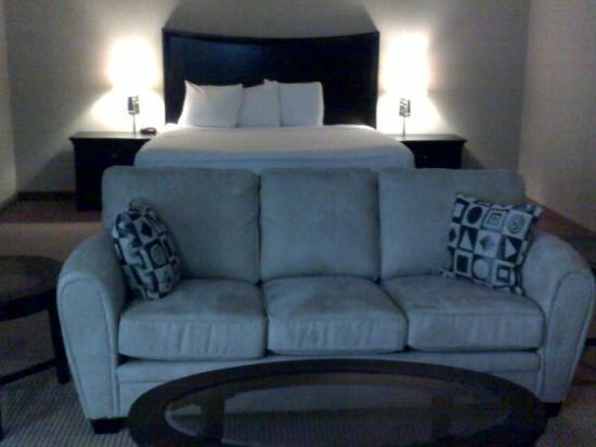 Capitol Plaza Hotel: Suite