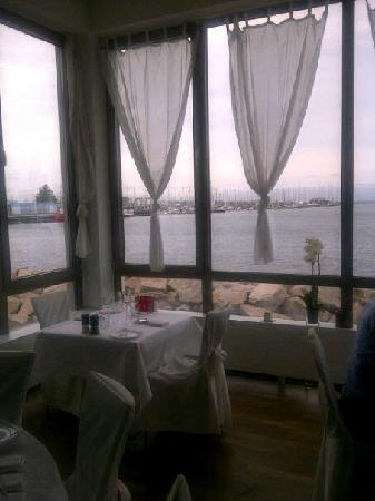 Ocean Club: restaurant