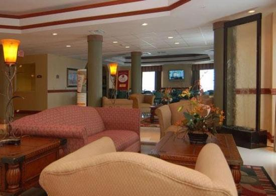 Comfort Suites Fort Pierce: Lobby