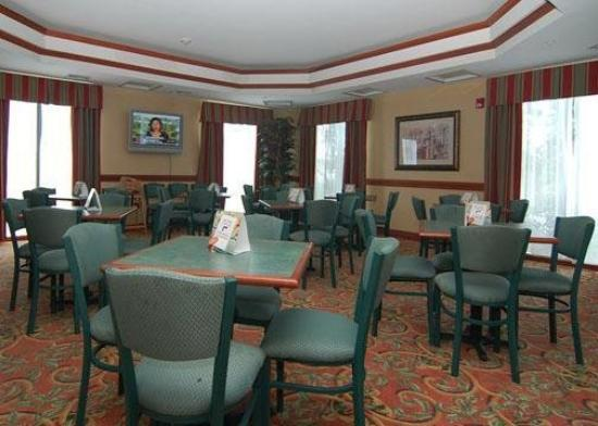 Comfort Suites Fort Pierce: Restaurant