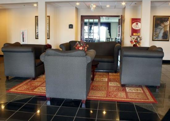 Comfort Suites Wixom: Lobby
