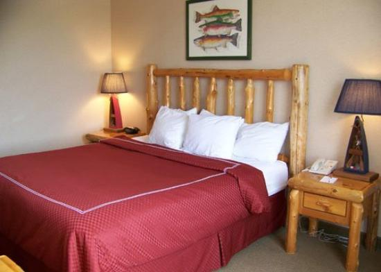 Comfort Suites Rapid River Lodge: Guest Room