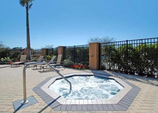 Courtyard Sarasota University Park/Lakewood Ranch Area: Hot Tub