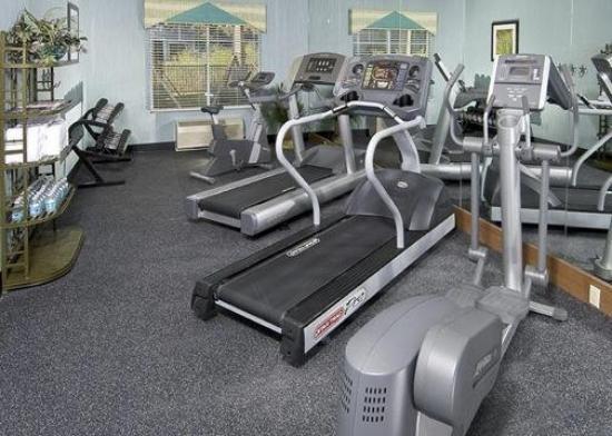 Courtyard Sarasota University Park/Lakewood Ranch Area: Exercise Room