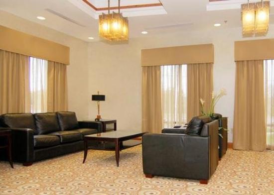 Comfort Suites Murfreesboro: Lobby