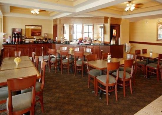 Comfort Suites Baymeadows: Breakfast