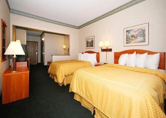 Comfort Suites Phoenix / MetroCenter: Guest Room