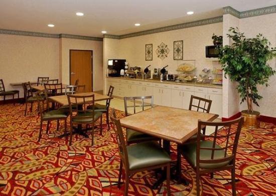 Comfort Suites Phoenix / MetroCenter: Restaurant
