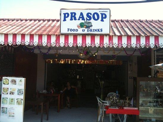 Prasop: Great but inexpensive Thai food