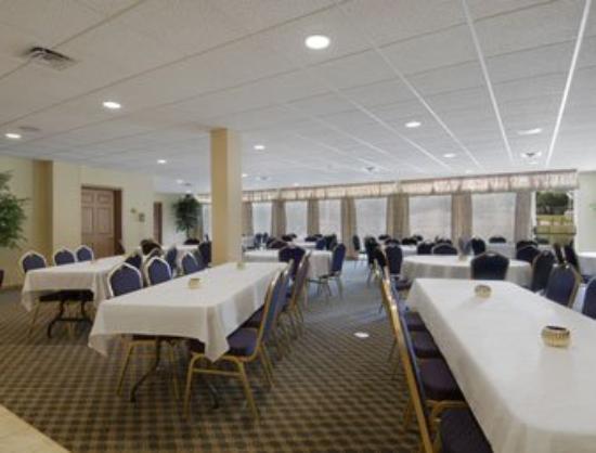 Days Inn Dubuque: Meeting Room