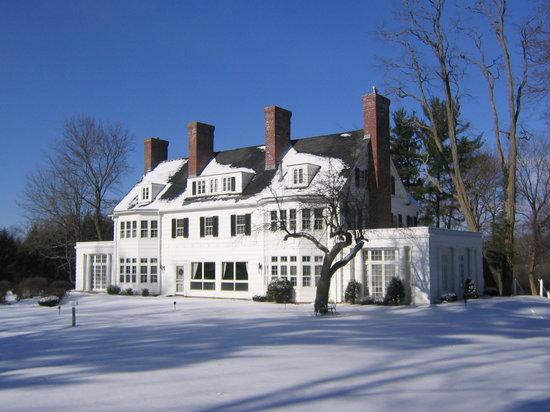 Four Chimneys Inn, Old Bennington Vermont
