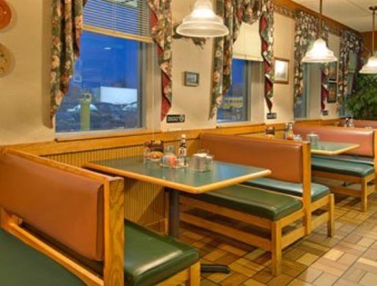 Harrisburg Daystop: Restaurant