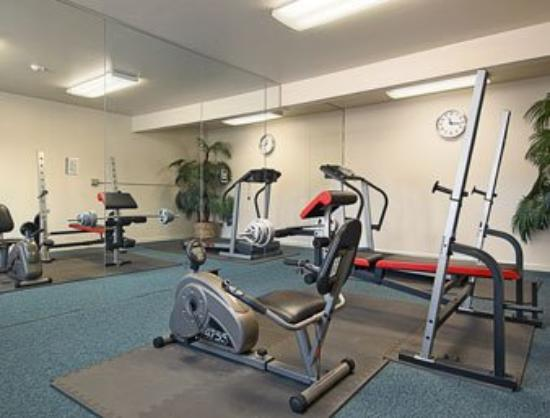 Days Inn Carson City: Fitness Center