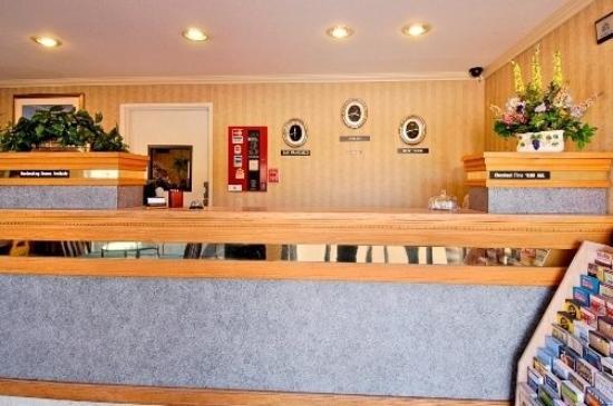 Travel Inn : Lobby