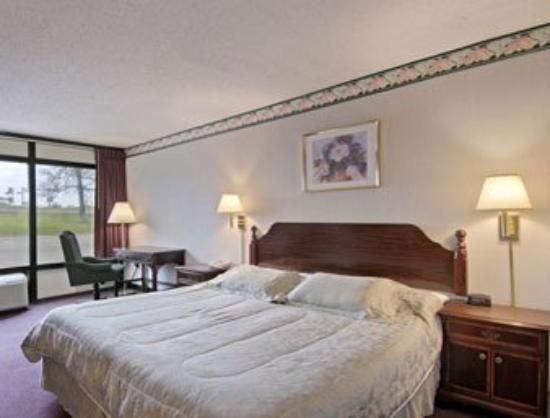 Days Inn Mt. Pleasant : Standard King Bed Room