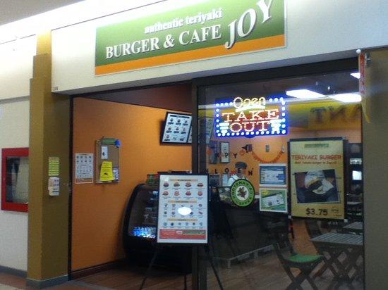 Burger and Cafe Joy: Burger & Cafe JOY @ Sahali Mall