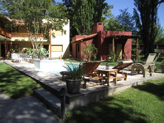 Postales Hotel Boutique - Chacras de Coria: the pool