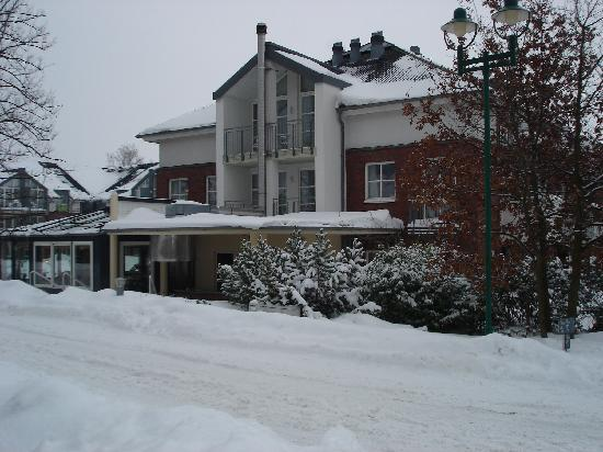 Dorint Strandhotel Ostseebad Wustrow: Winterimpression