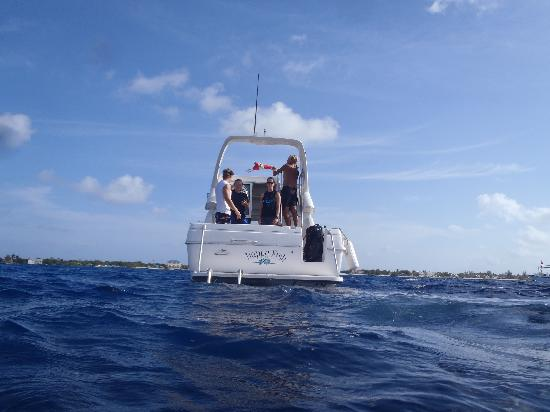Another great dive with Happy Fish Divers!