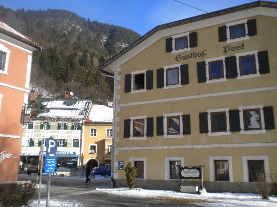 Oberdrauburg, ออสเตรีย: questa è la parte antica dove abbiamo soggiornato