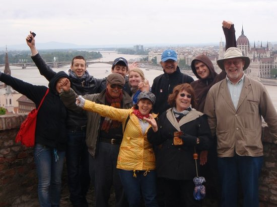 Free Budapest Walking Tours: budapest Castle Hill