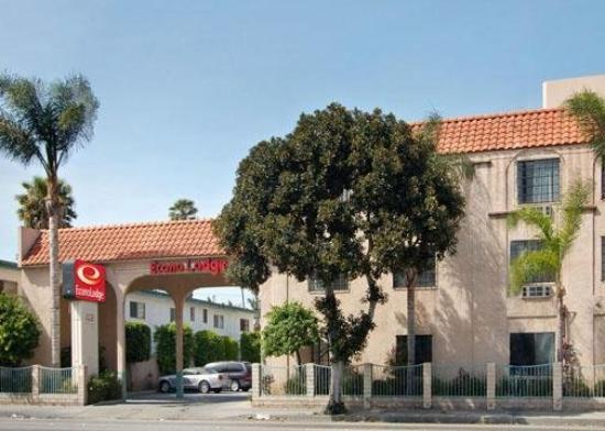 Econo Lodge Near LAX: Exterior