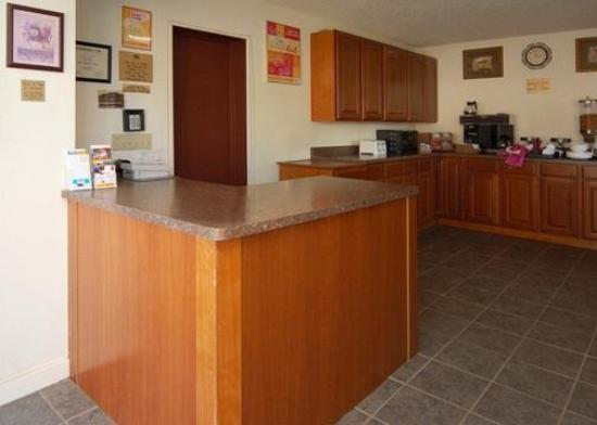 Econo Lodge Rawlins: Lobby