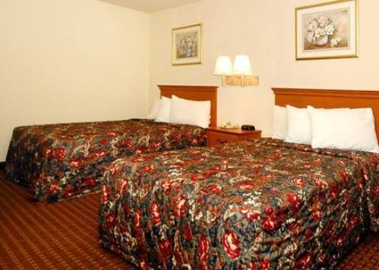 Econo Lodge Intown: Guest Room