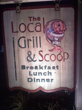 Local Grill & Scoop
